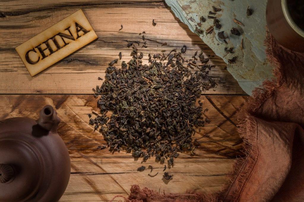 Tipos de Té - Té Oolong - Tea Market
