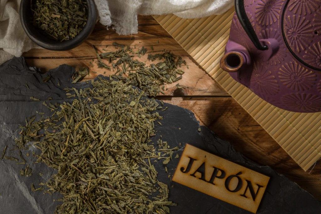 Tipos de Té - Té Verde - Tea Market
