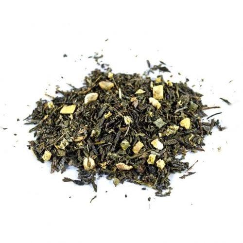 Blend de té verde con lulo, mango y carambolo - Tea Market Colombia - Maestros del té