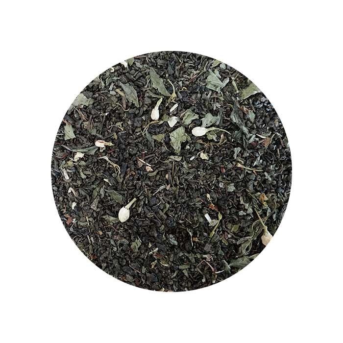té verde gunpowder y menta - Tea Market