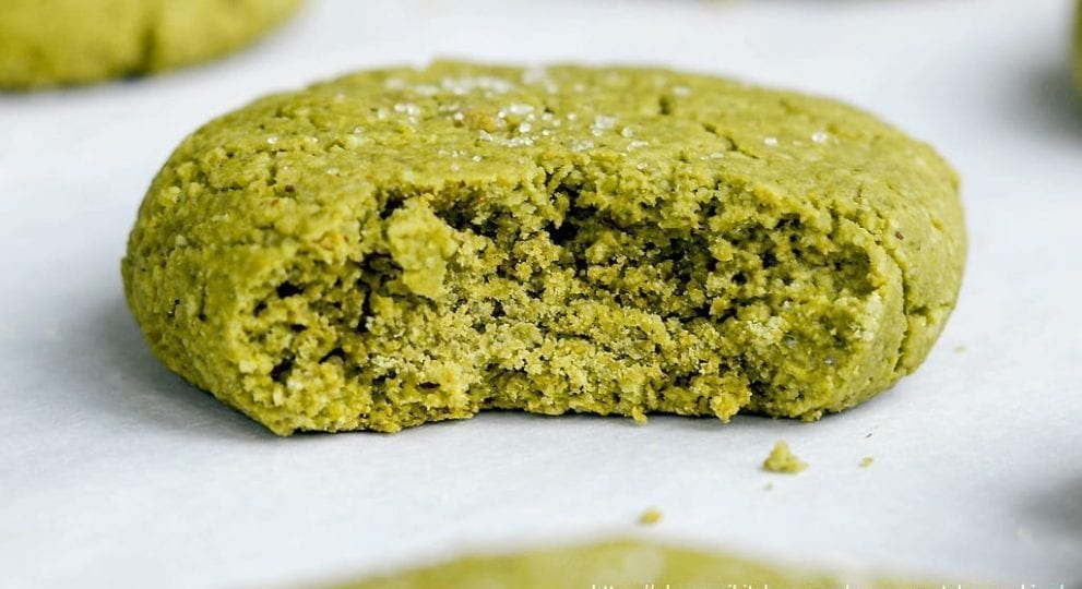 galletas matcha veganas - Tea Market