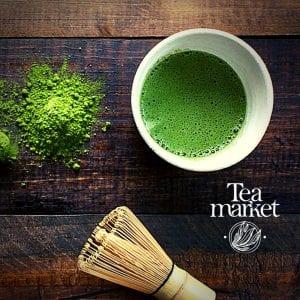 beneficios del te matcha tea market