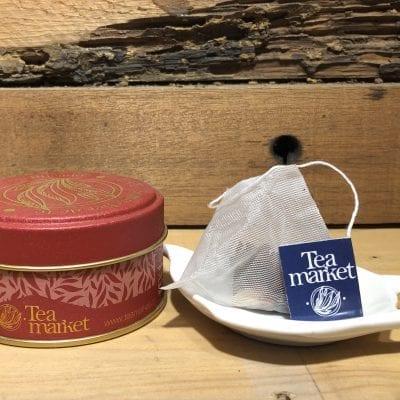 bolsas de té negro calabaza y canela tea market