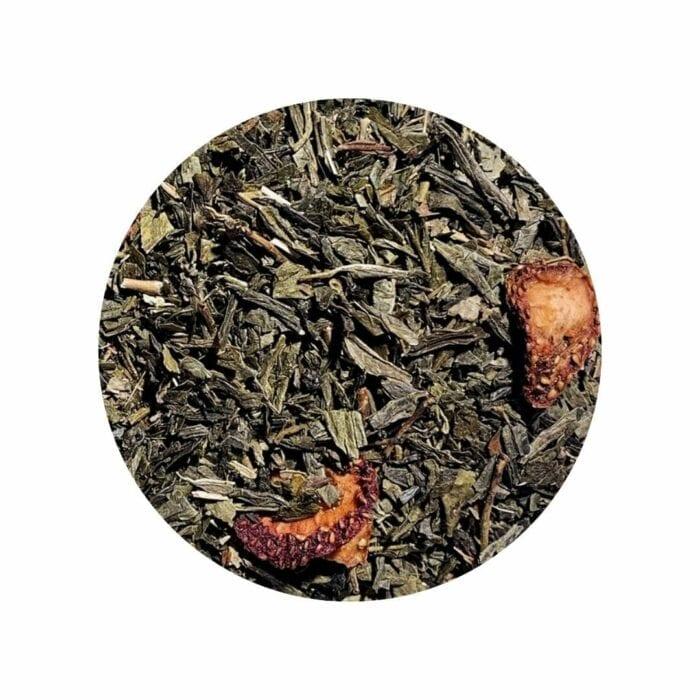 Té Verde importado y origen Colombia - Tea Market